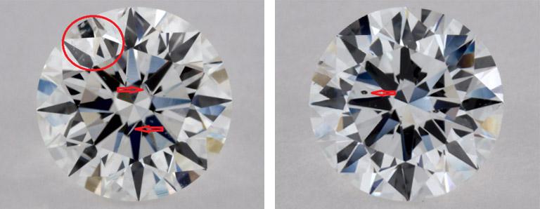 Čistota diamantov
